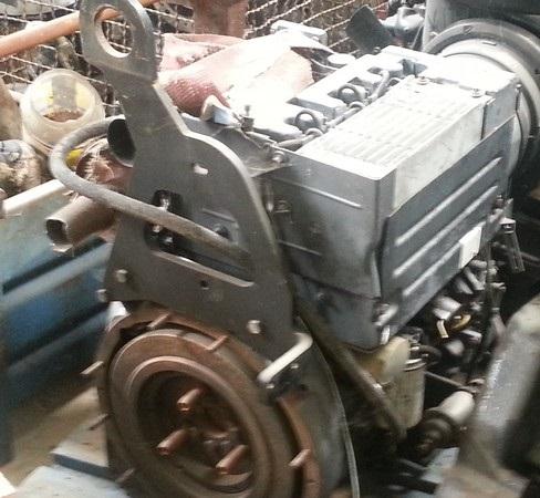 Deutz F L on Ford F 150 6 Cylinder Engine